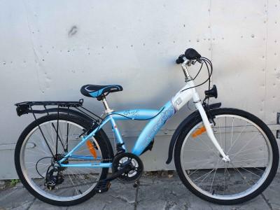 """Велосипед   подростковый CROSSWAVE  24"""""""