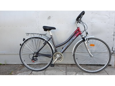 "Велосипед TREKKING alu comfort 28"""