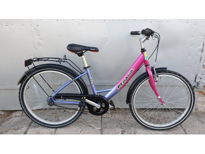 Велосипед  Pegasus на планетарке Shimano Nexus 3