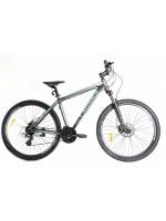 "Велосипед Crosser One 29 "", Серо-бирюзовый"