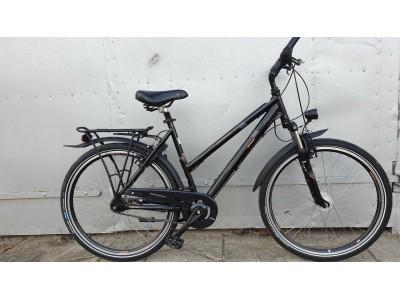 Городской велосипед KALKHOFF  Moonrider на планетарке shimano Nexus 7