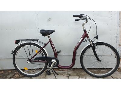 Велосипед OUTDOOR на планетарке shimano Nexus 3