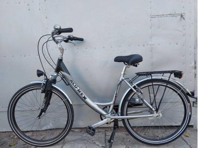 Велосипед ALU REX на планетарке SRAM S7