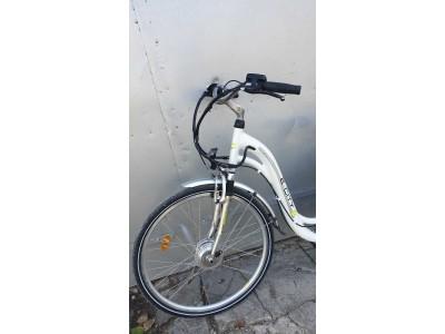 Электровелосипед  E-CITY на планетарке SRAM S7