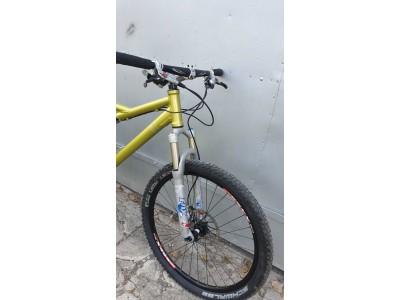 """Велосипед МТB CYCLETECH Opium 26""""дисковaя гидравлика AVID JUICY"""