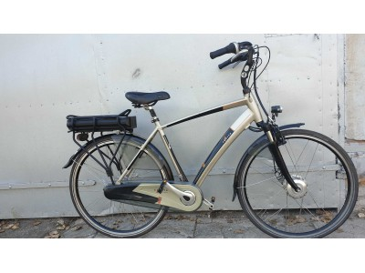 Электровелосипед SPARTA EMOTION C3
