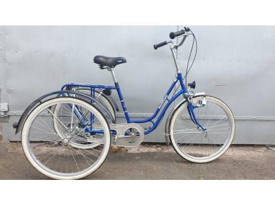 Трехколесный Haverich велосипед на планетарке SRAM т3