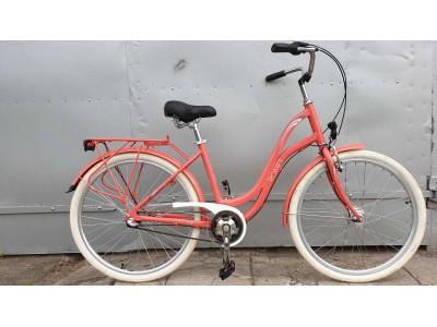 Велосипед Romet  POP ART  Alu на планетарке Shimano Nexus 3