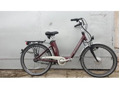 Электровелосипед EXCELSIOR на SRAM s7