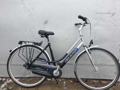 Велосипед GIANT на планетарке shimano Nexus 7