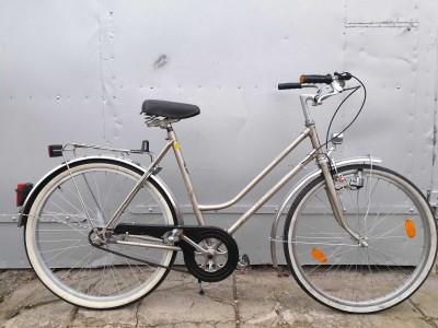 велосипед GOLD-RAD на планетарке SACHS-torpedo3