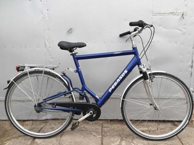 Велосипед  PEGASUS  на планетарке Sachs spectro S7 двухподвес
