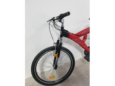 """Горный велосипед FIREBIRD  GTX 26"""" двухподвес без технического обслуживания"""