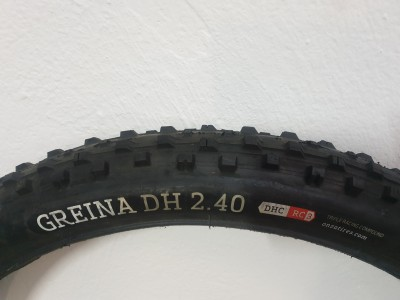 Покрышка Onza Greina  DH 26 х 2,40(60-559) 35-65psi/25-45bar/250-450kPa