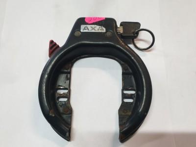 Велосипедный замок AXa Б/у  для заднего колеса