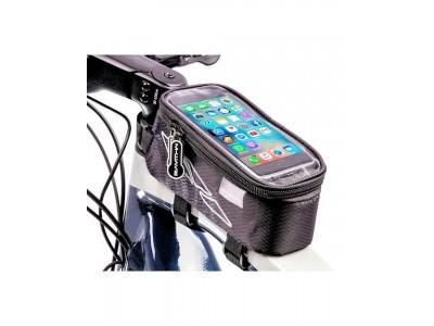 Сумка на раму M-Wave Rotterdam Top XL для смартфона, черный