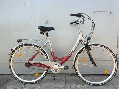 Велосипед дамка DEVEN планетарная втулка SRAM S7