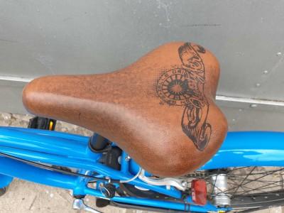 Детский велосипед GAZELLE  на планетарке Shimano Nexus 3