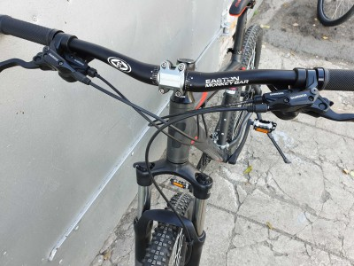"""Горный велосипед CUBE AIM 26"""""""