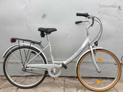 Велосипед  CONQVEST на планетарке SRAM т3