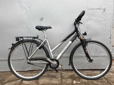 Велосипед RABENEICK Tandu планетарная втулка Shimano Nexus 8