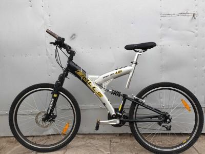 "Велосипед BULLS sport disc 26""двухподвес"