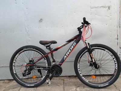"""Велосипед Ardis Sunlight 26"""" 13"""" 2020 Черный"""