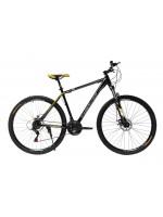"""Велосипед Oskar 29"""" 550 черно-желтый"""