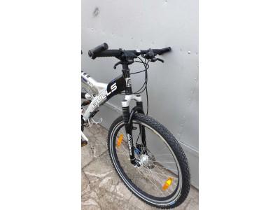 """Горный велосипед BULLS sport двухподвес 26""""с дефектами"""