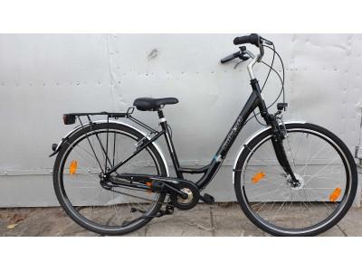 Городской велосипед KALKHOFF blackwood  на планетарке Sram s7