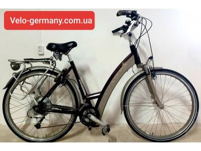 "Электровелосипед Sparta ION GLS 28""Shimano ALIVIO"