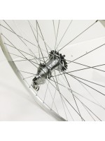 Заднее алюминиевое колесо  VELOSTEEL, 26 дюймов