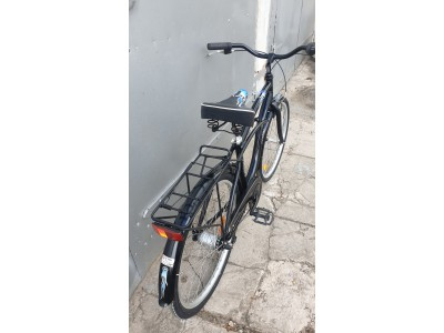 Велосипед CRUISER  Winther на планетарке SRAM т3