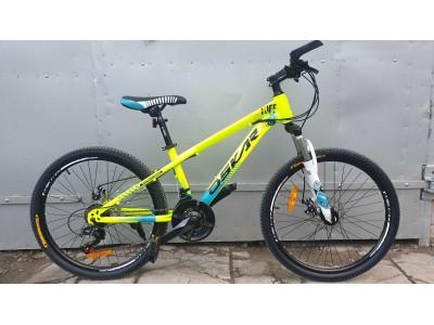 """Велосипед Oskar Tuff 24"""""""
