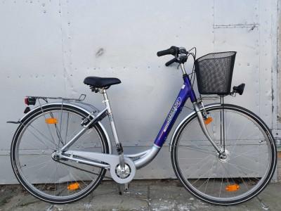 Велосипед дамка OPUS comfort edition на планетарке SRAM т3