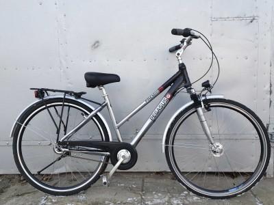 Велосипед Pegasus Premio SL на планетарке shimano Nexus 7