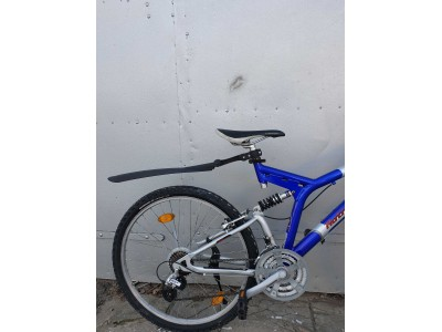 "Велосипед RAINBOW двухподвес 26"""