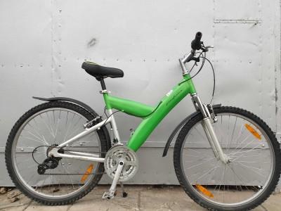 """Велосипед Piniforino  двухподвес 26"""""""