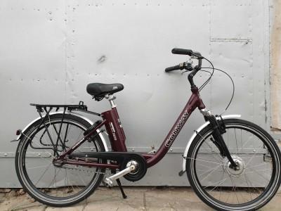 Электровелосипед Conway на SRAM s7