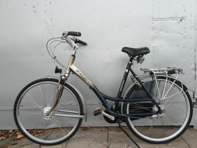 Велосипед  BATAVUS green parks на планетарке shimano Nexus 8