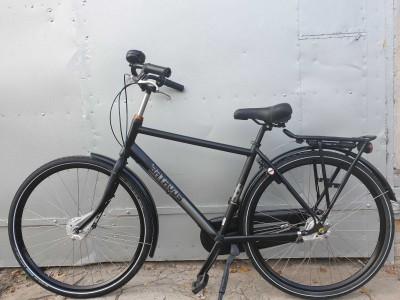 Велосипед BATAVUS на планетарке shimano Nexus 3