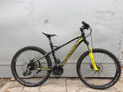 Велосипед  Canyon SLT concept дисковые тормоза