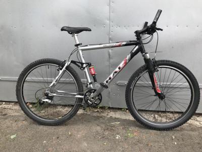 Велосипед двухподвес HAI 26