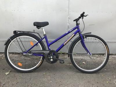 Велосипед CENTANO на планетарной втулке SRAM t3, колеса 26
