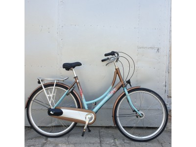 Велосипед  Batavus на планетарке Nexus 3