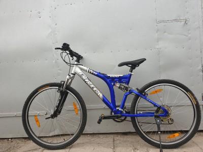Велосипед UNIVEGA двухподвес