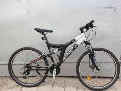 Велосипед BULLS DH-1 двухподвес