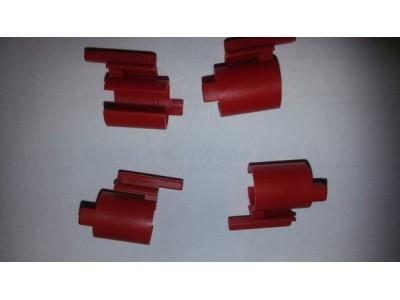 Втулка, фиксатор красный пластик для Sachs Sram P5, S7 Оригинал