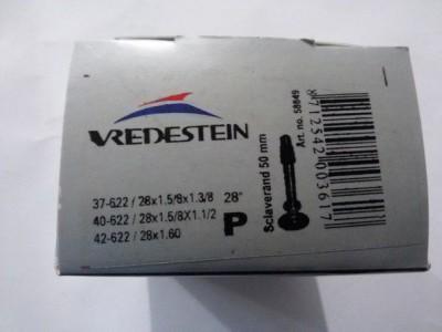 Новая камера VREDESTEIN 28 из Германии