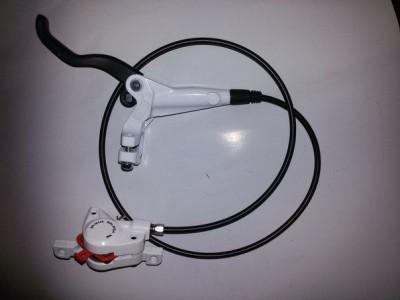 Гидравлические тормоза shimano BR-BL-M446. Тормозной трос: SM-BH59